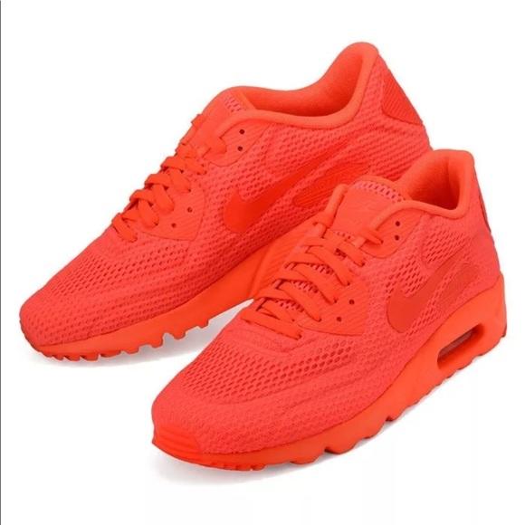 Nike Nike Women's Air Max 90 Ultra Br Total Crimson and